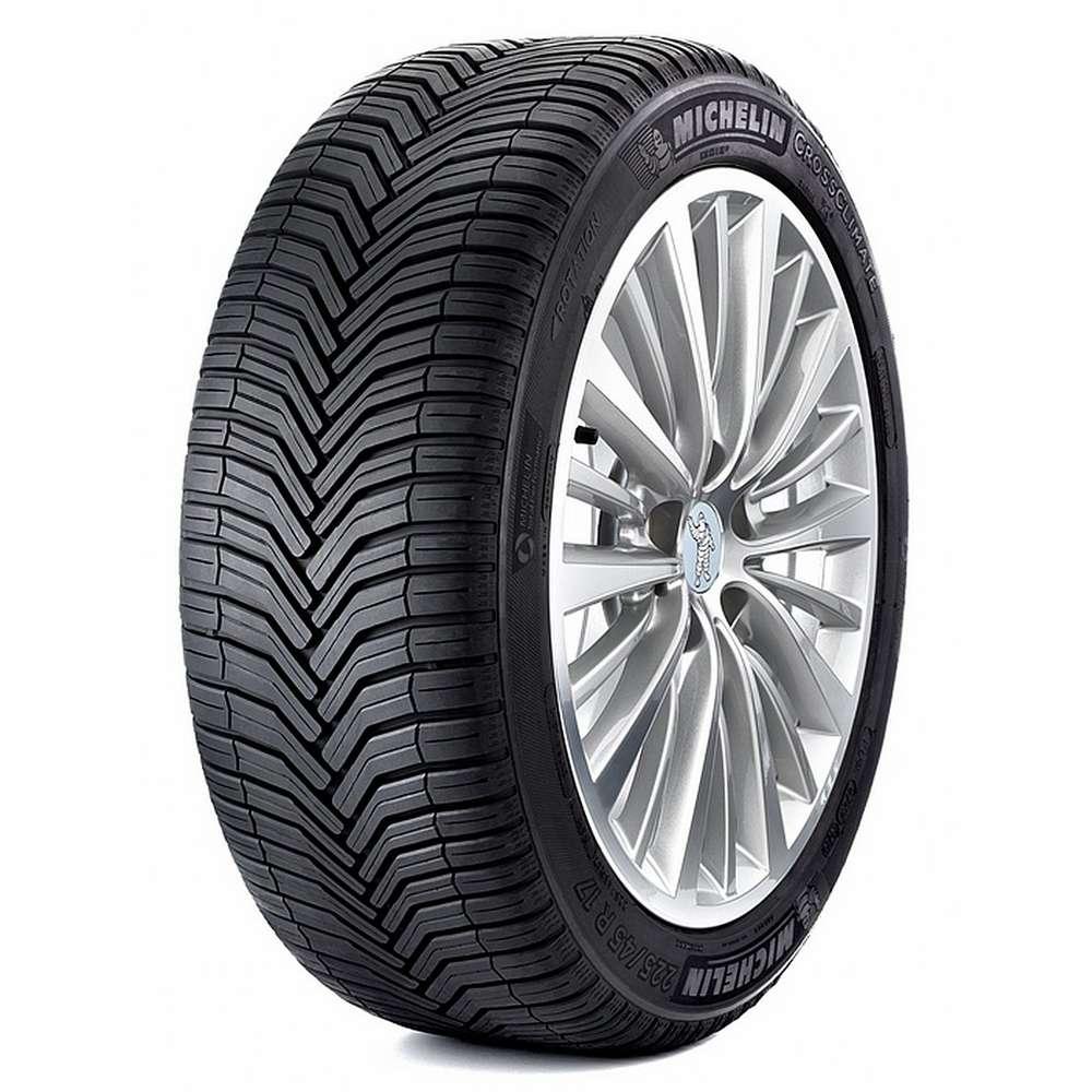 MICHELIN crossclimate 195/55 R16 91V TL XL 3PMSF, celoroční pneu, osobní a SUV
