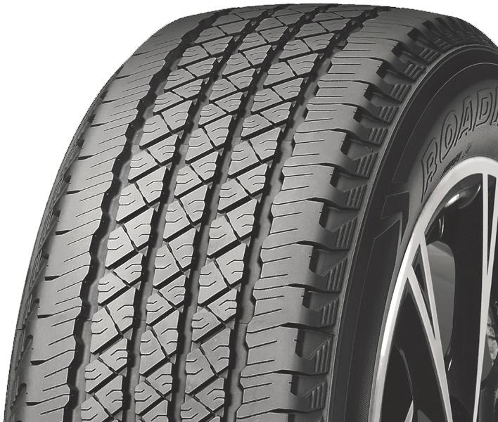 NEXEN roadian ht 225/65 R17 100H TL M+S ROWL, letní pneu, osobní a SUV