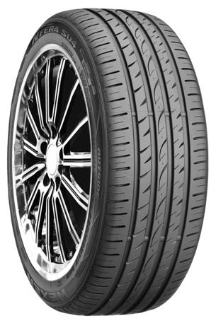 NEXEN n'fera su4 245/40 R18 97W TL XL, letní pneu, osobní a SUV