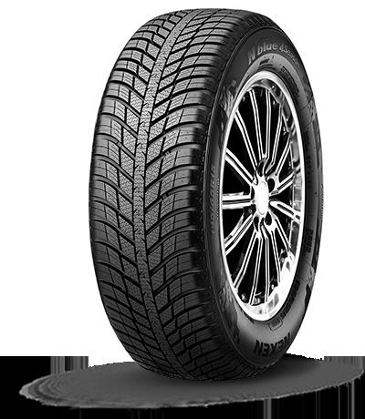 NEXEN n'blue 4 season 185/65 R15 88H TL M+S 3PMSF, celoroční pneu, osobní a SUV