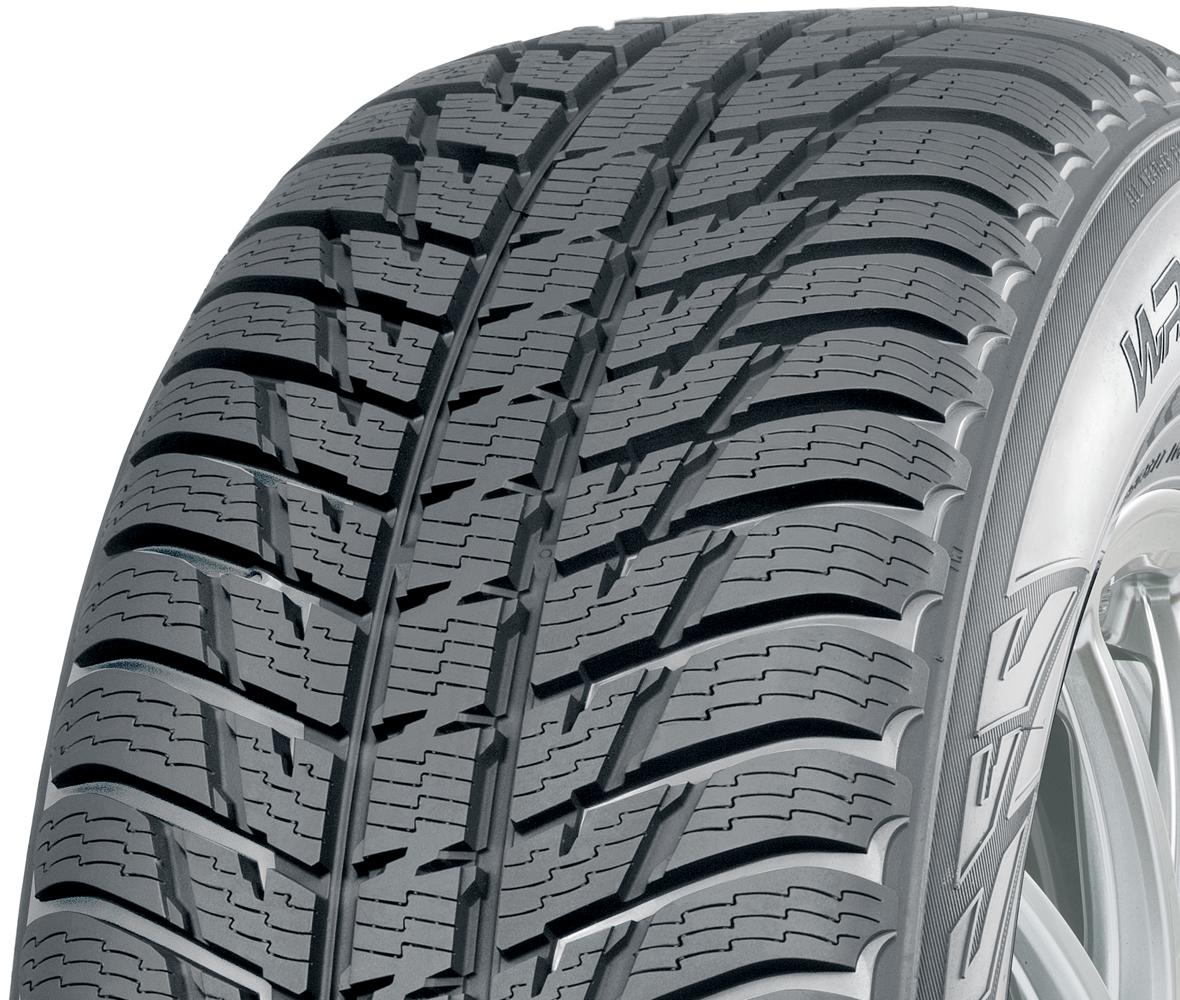 NOKIAN wr suv 3 215/70 R16 100H, zimní pneu, osobní a SUV, sleva DOT