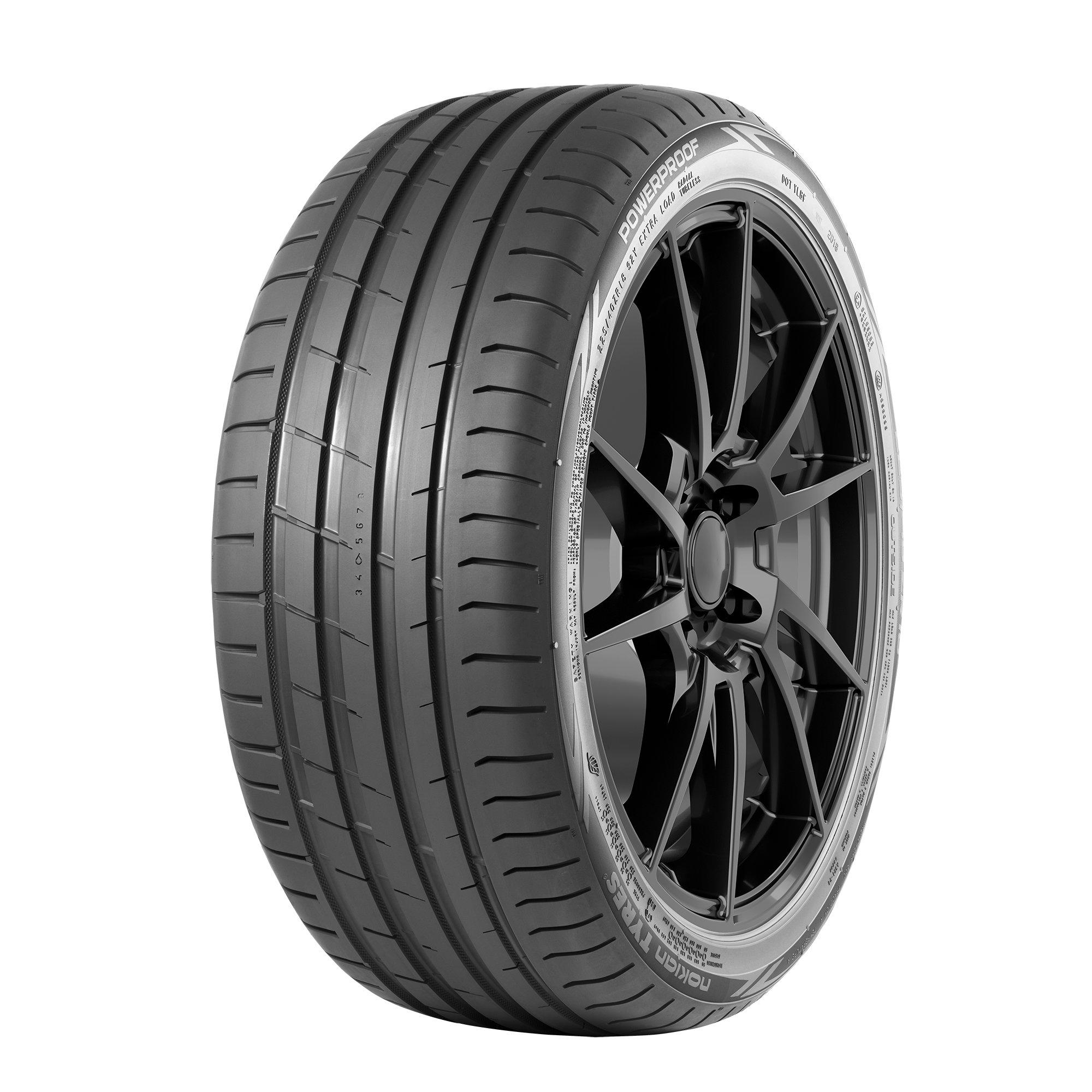 NOKIAN powerproof 275/30 R20 97Y, letní pneu, osobní a SUV, sleva DOT