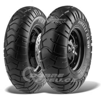 PIRELLI sl 90 150/80 R10 65L, celoroční pneu, moto, sleva DOT