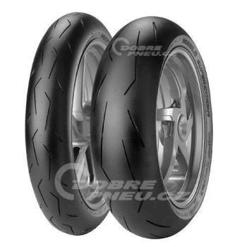 PIRELLI diablo supercorsa 120/70 R17 58W BSB ZR, celoroční pneu, moto