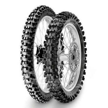 PIRELLI scorpion mx mid soft 70/100 R17 40M, celoroční pneu, moto, sleva DOT