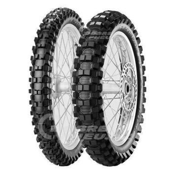 PIRELLI scorpion mx extra x 110/100 R18 64M, celoroční pneu, moto, sleva DOT
