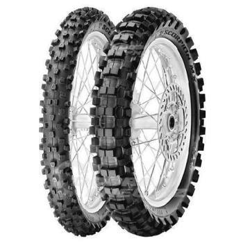 PIRELLI scorpion mx extra j 60/100 R14 29M, celoroční pneu, moto, sleva DOT