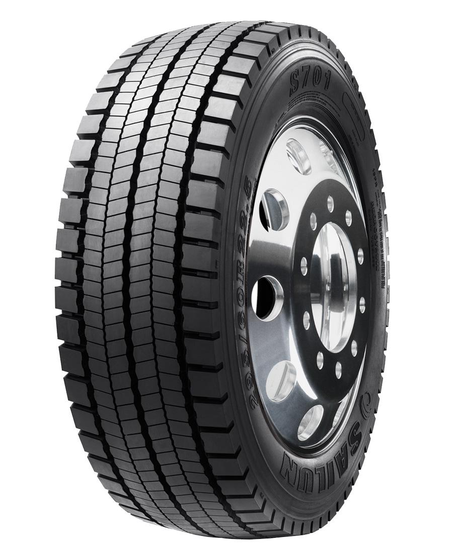 SAILUN s701 16pr m+s 3pmsf 295/80 R22,5 152M, celoroční pneu, nákladní