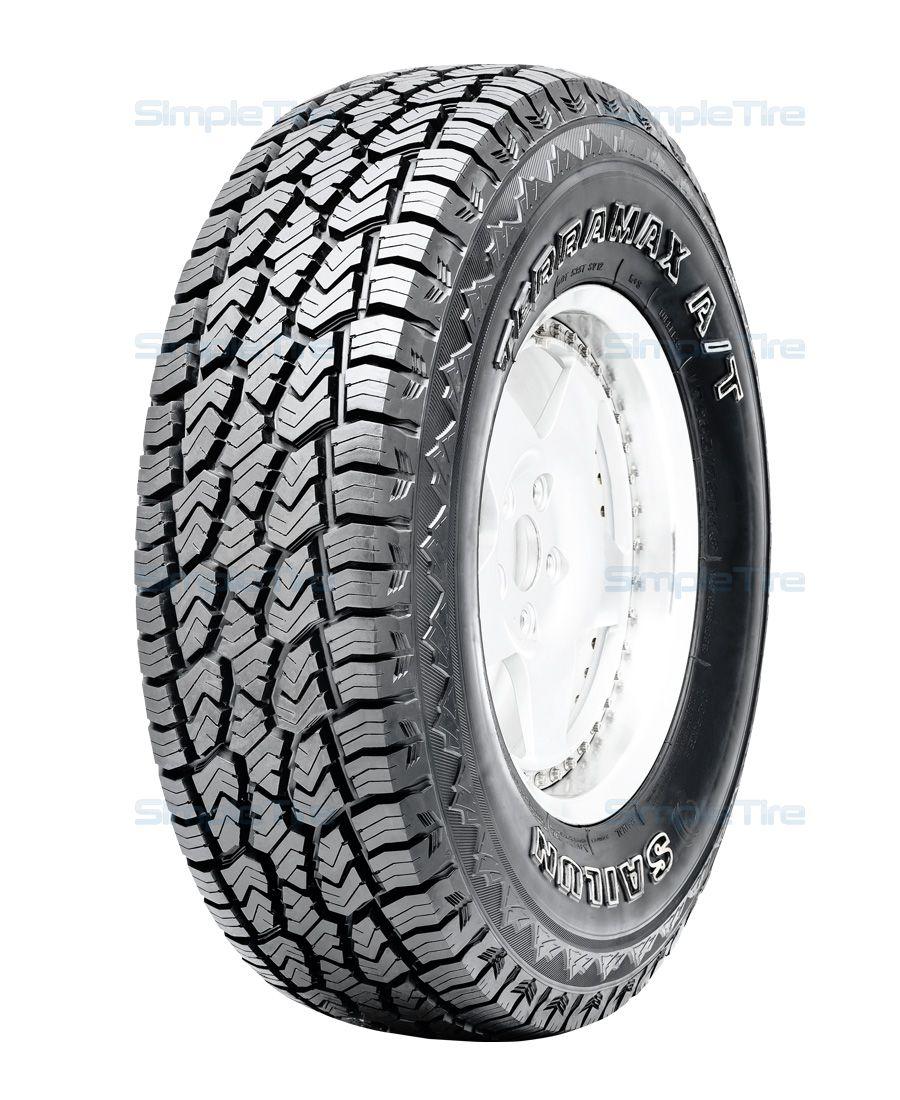 SAILUN terramax a/t 265/65 R17 112S TL M+S 3PMSF OWL, letní pneu, osobní a SUV
