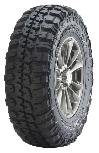 FEDERAL couragia m/t 265/75 R16 119Q TL OWL P.O.R., letní pneu, osobní a SUV