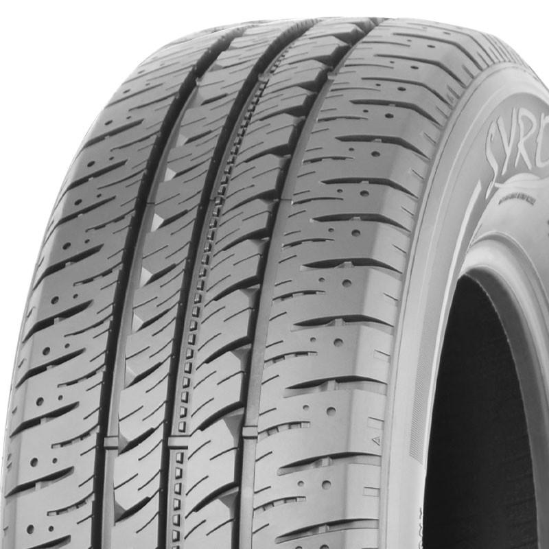 SYRON MERKEP 2X 205/60 R16 100T, celoroční pneu, VAN