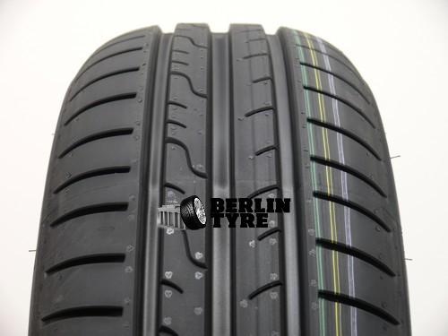 DUNLOP sport bluresponse 205/55 R17 95V TL XL, letní pneu, osobní a SUV