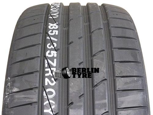 HANKOOK VENTUS S1 EVO2 K117 MO 245/45 R17 95W TL, letní pneu, osobní a SUV