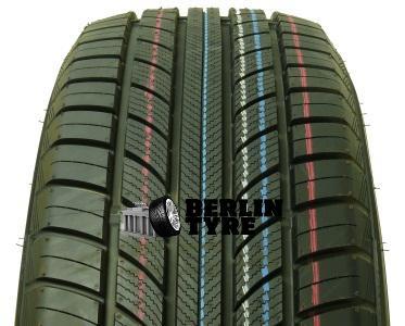 NANKANG n-607 plus 135/80 R13 70T TL M+S 3PMSF, celoroční pneu, osobní a SUV