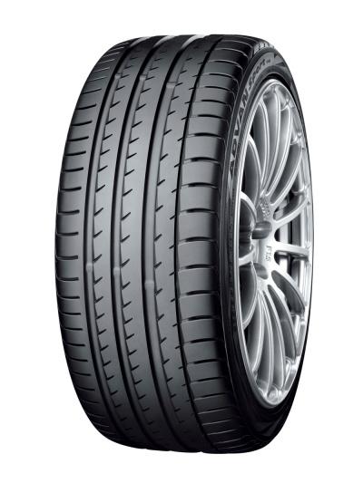 YOKOHAMA advan sport v105s 245/35 R19 93Y TL XL RPB ZR, letní pneu, osobní a SUV