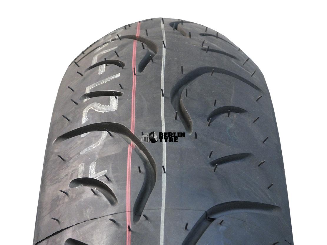 BRIDGESTONE t30 evo 170/60 R17 72W TL ZR GT, celoroční pneu, moto