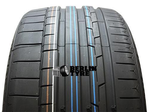 CONTINENTAL sportcontact 6 285/30 R22 101Y, letní pneu, osobní a SUV