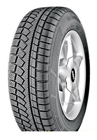 CONTINENTAL CONTI CONTACT TS 815 205/60 R16 96V TL XL CS M+S 3PMSF, celoroční pneu, osobní a SUV
