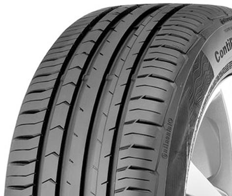 CONTINENTAL conti premium contact 5 195/65 R15 91H TL, letní pneu, osobní a SUV