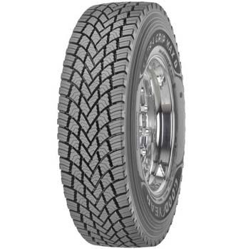 GOODYEAR ug max d 295/60 R22,5 150K, celoroční pneu, nákladní