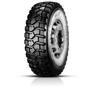 PIRELLI ps22 335/80 R20 149K, celoroční pneu, nákladní