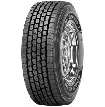 GOODYEAR Ultragrip MAX T HL 3PMSF M+S 385/65 R22,5 164K, celoroční pneu, nákladní