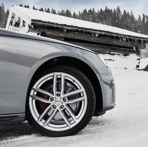 "alu kola DEZENT TR silver - stříbrné 6,5x16"" 5x112 ET46 57,1"