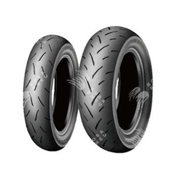 DUNLOP tt93 gp 130/70 R12 62L, celoroční pneu, moto