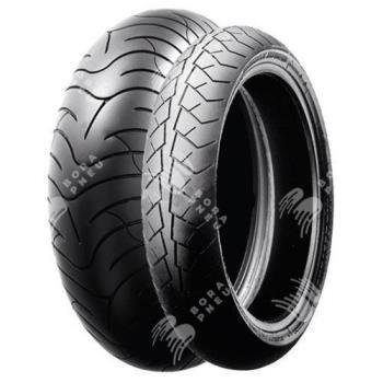 BRIDGESTONE bt020r 190/60 R17 78W TL ZR, celoroční pneu, moto