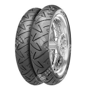 CONTINENTAL conti twist 120/70 R12 58P, celoroční pneu, moto