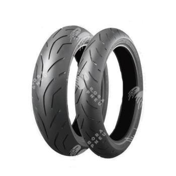 BRIDGESTONE s20r 190/50 R17 73W TL ZR, celoroční pneu, moto