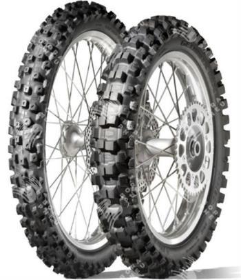 DUNLOP geomax mx52 60/100 R10 33J, celoroční pneu, moto
