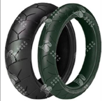 BRIDGESTONE bt012r 130/70 R16 61S TL, celoroční pneu, moto