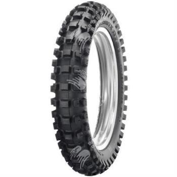 DUNLOP geomax at 81 80/100 R21 51M, celoroční pneu, moto