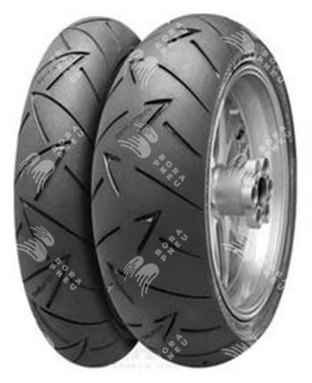 CONTINENTAL conti road attack 2 cr c 130/80 R18 66V TL, celoroční pneu, moto