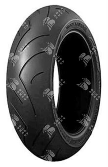 BRIDGESTONE bt-01f 120/70 R17 58W TL ZR, celoroční pneu, moto