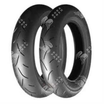 BRIDGESTONE bt601fs 100/90 R12 49J TL, celoroční pneu, moto