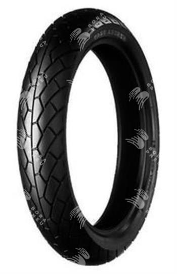 BRIDGESTONE g547 110/80 R18 58V TL, celoroční pneu, moto
