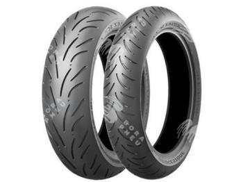 BRIDGESTONE sc eco 120/70 R15 56H TL, celoroční pneu, moto