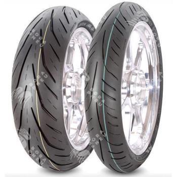 AVON storm 3d x-m av65 110/70 R17 54W TL ZR, celoroční pneu, moto