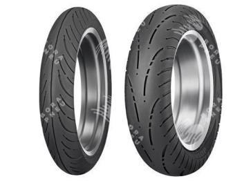 DUNLOP elite 4 160/80 B16 80H TL, celoroční pneu, moto
