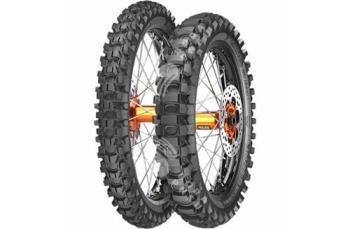 METZELER mc360 120/100 R18 68M TT MID HARD MST, celoroční pneu, moto