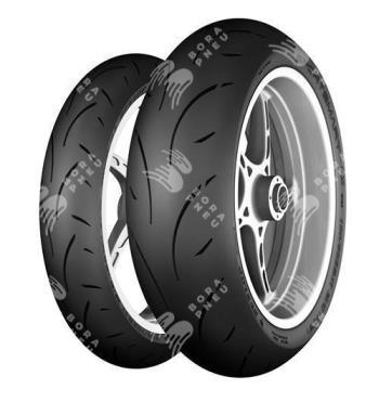 DUNLOP sportsmart2 max 180/55 R17 73W TL ZR, celoroční pneu, moto