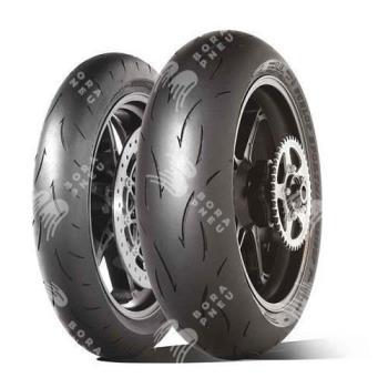 DUNLOP racer d212 180/55 R17 73W TL ZR, celoroční pneu, moto