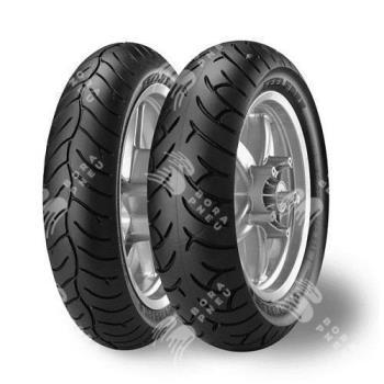 METZELER FEELFREE FRONT 100/80 R16 50P, celoroční pneu, moto