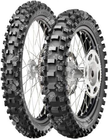 DUNLOP geomax mx33 60/100 R10 33J, celoroční pneu, moto, sleva DOT