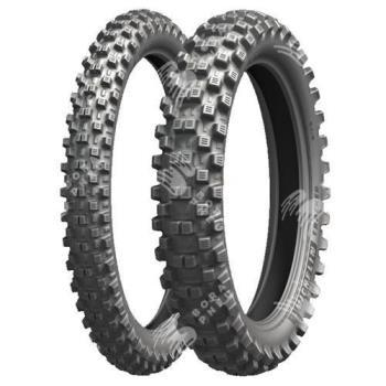 MICHELIN tracker 80/100 R21 51R, celoroční pneu, moto
