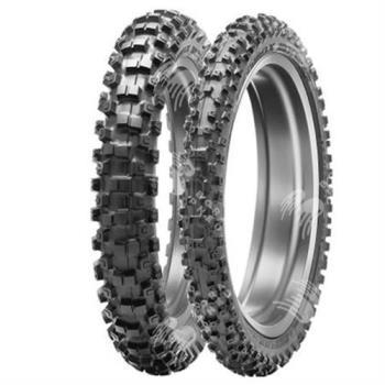 DUNLOP geomax mx53 100/90 R19 57M, celoroční pneu, moto