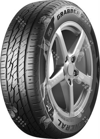 GENERAL GRABBER GT PLUS 235/55 R18 100H, letní pneu, osobní a SUV