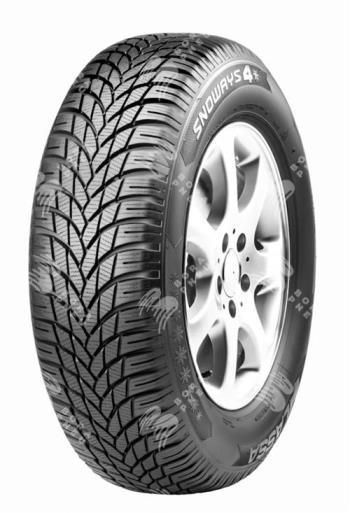 LASSA snoways 4 xl 215/55 R17 98V, zimní pneu, osobní a SUV